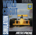 World Circuit DOS Other Jewel Case - Front