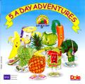 5 A Day Adventures Macintosh Other Jewel case front