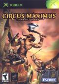 Circus Maximus: Chariot Wars Xbox Front Cover