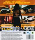 Need for Speed: Undercover PlayStation 3 Back Cover