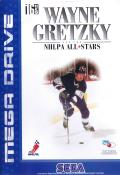 Wayne Gretzky and the NHLPA All-Stars Genesis Front Cover