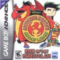 Disney's American Dragon: Jake Long - Rise of the Huntsclan! Game Boy Advance Front Cover