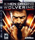 X-Men Origins: Wolverine (Uncaged Edition) PlayStation 3 Front Cover
