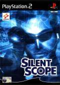 Silent Scope PlayStation 2 Front Cover