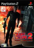 Silent Scope 2: Dark Silhouette PlayStation 2 Front Cover