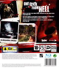 Shellshock 2: Blood Trails PlayStation 3 Back Cover