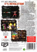 Guilty Gear Isuka Windows Back Cover