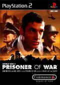 World War II: Prisoner of War PlayStation 2 Front Cover