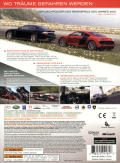 Forza Motorsport 3 (Limited Collector's Edition) Xbox 360 Back Cover