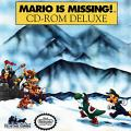Mario is Missing! DOS Front Cover Deluxe Edition Cover