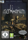 Machinarium Macintosh Front Cover