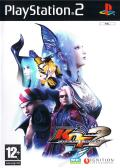 The King of Fighters 2006 PlayStation 2 Front Cover