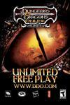 Dungeons and Dragons Online: Eberron Unlimited Windows Front Cover