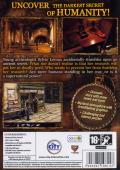 Chronicles of Mystery: The Scorpio Ritual Windows Other Keep Case - Back
