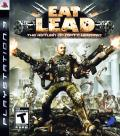 Eat Lead: The Return of Matt Hazard PlayStation 3 Front Cover