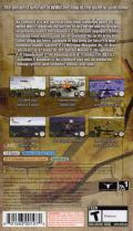 Air Conflicts: Aces of World War II PSP Back Cover