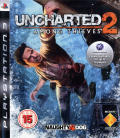 Uncharted 2: Among Thieves PlayStation 3 Front Cover
