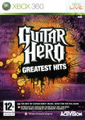 Guitar Hero Smash Hits Xbox 360 Front Cover