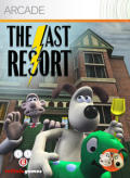 Wallace & Gromit in The Last Resort Xbox 360 Front Cover