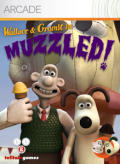 Wallace & Gromit in Muzzled! Xbox 360 Front Cover