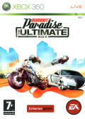 Burnout Paradise: The Ultimate Box Xbox 360 Front Cover