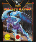 Obliterator ZX Spectrum Front Cover