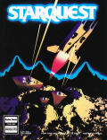 Starquest TRS-80 Front Cover
