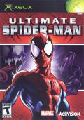 Ultimate Spider-Man Xbox Front Cover