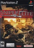 Sniper Elite PlayStation 2 Front Cover