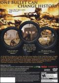 Sniper Elite PlayStation 2 Back Cover
