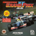 Grand Prix II DOS Other Jewel Case - Front
