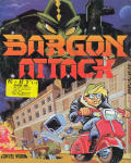 Bargon Attack DOS Front Cover