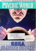 Psychic World Game Gear Front Cover