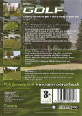 CustomPlay Golf Windows Back Cover