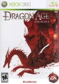 Dragon Age: Origins Xbox 360 Front Cover
