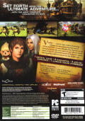Final Fantasy XI Online: Ultimate Collection Windows Back Cover
