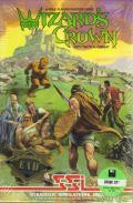 Wizard's Crown Atari ST Front Cover