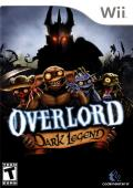 Overlord: Dark Legend Wii Front Cover