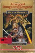 Pool of Radiance Apple II Front Cover