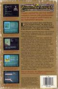 Pool of Radiance Amiga Back Cover