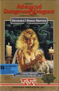 Treasures of the Savage Frontier DOS Front Cover