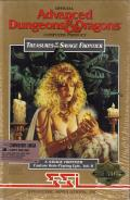 Treasures of the Savage Frontier Amiga Front Cover