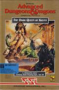 The Dark Queen of Krynn DOS Front Cover