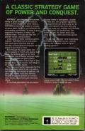 Fortress Apple II Back Cover