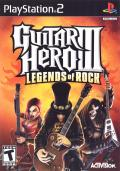 Guitar Hero III: Legends of Rock PlayStation 2 Other Keep Case - Front