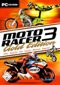 Moto Racer 3: Gold Edition Windows Front Cover