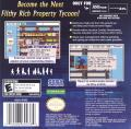 The Tower SP Game Boy Advance Back Cover