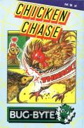 Chicken Chase MSX Front Cover