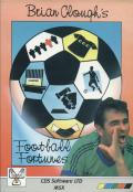Brian Clough's Football Fortunes MSX Front Cover