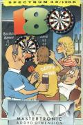 Pub Darts ZX Spectrum Front Cover